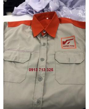 Đồng phục công nhân CN07